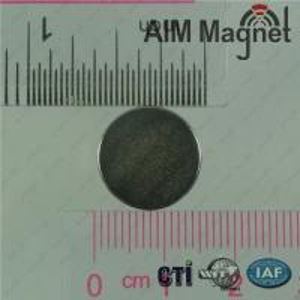 China 15mm Dimeter Neodymium Magnets wholesale
