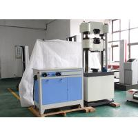 China 1000N Tensile Tester Machine Stainless Steel Plastic Tensile Strength Testing Equipment wholesale