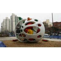 China Colorful Fiberglass Fruit Sculptures As Personalized Outdoor Garden Ornaments on sale