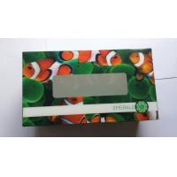 China Custom Design Tissue 3D Lenticular Packaging Boxes with UV offset printing wholesale