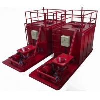 Buy cheap Mud mixing system for well drilling used in solids control or fluid process system from wholesalers