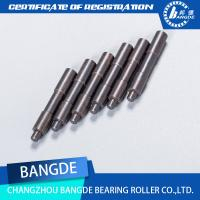 Quality Trusted China factory customized steel dowel pins with thread for sale