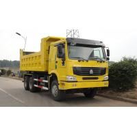 China SINOTRUK HOWO TRUCK TIPPER TRUCK 6X4 DUMP TRUCK on sale