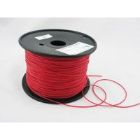 China Flexible Red 3D Printing Consumables / 1.75mm 3D Printing Material Filament wholesale