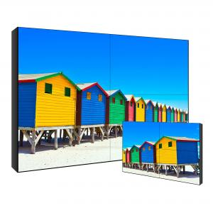 China P3 High Resolution Smart LCD Video Wall Display LTI550HN11 1920X1080 wholesale