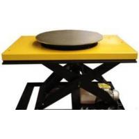 China Scissor Lift Table with Turntable wholesale