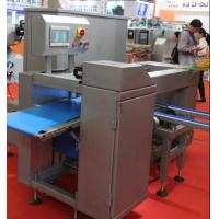 China Automatic Bread Production Line 800mm Table Width With Auto Panning System wholesale