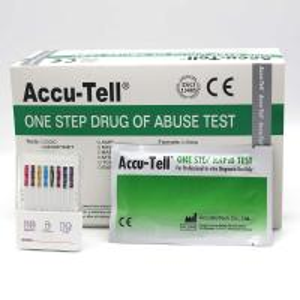 China Accu-Tell® Multi-Drug Fast-Dip Rapid Test Panel (Urine) wholesale