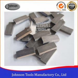 Long Life OD800mm Diamond Segments For Basalt Stone Cutting SCD-04