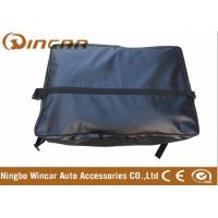Quality 1000D Dacron Mesh PVC waterproof  Roof Top Cargo Bag Fireproof Antifreezing  rooftop cargo bag from Ningbo Wincar for sale