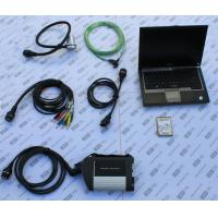 China MB Star Compact 4 Sd Connect With DELL D630 Laptop For Mercedes Benz on sale