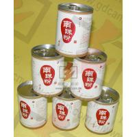 China OEM Easy Open Lid Paper Cans Packaging Recyclable For Food wholesale