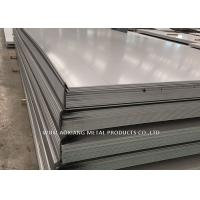 China 300 Series Stainless Steel Sheets / Hot Rolled Steel Coil Alloy Steel 3MM - 100MM on sale