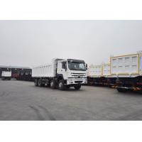 Buy cheap Unload Transport Heavy Duty Dump Truck With 30m³ Cabbage Capacity Fit Mining from wholesalers