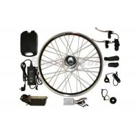 "China CE approved 26"" or 28"" electric bike conversion kits Full Package with 10AH li-ion wholesale"