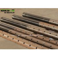 China API 5CT J55  K55 Carbon Perforated casing&tubing pipe for  well drilling on sale