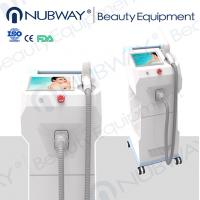 China Professional vertical 808nm Diode laser hair removal device with permanent painless wholesale