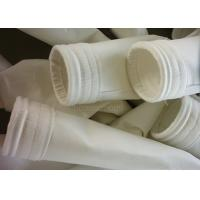 China Nonwoven Glass Fiber Cloth High Temperature Filter Media For Dust Filter Bag wholesale