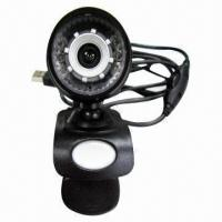China CMOS PC Camera with Real HD 720P, Built-in Microphone  wholesale