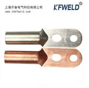 China DT 2 holes Copper Terminal Cable Lug, Manufacture Copper Cable Lug Tinned Copper Lug Terminal DT Lug wholesale