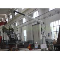 China Rust Proof Telescopic Boom Crane 1T 6M Small Boat Lifting CCS ABS BV Certified on sale