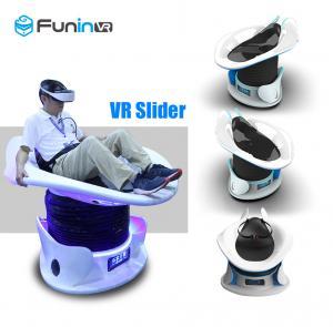 China Mobile 9d Virtual Reality Simulator / Virtual Reality Roller Coaster on sale