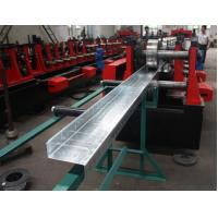 Quality China Thickness 4mm C and Z Purlin Automated Changeable Roll Forming Machine  With 17 Forming Stations for sale