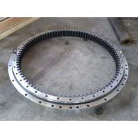 China slewing bearing with internal inside gear tooth, internal inside tooth gear slewing ring wholesale