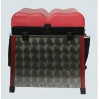 China Light Weight Aluminum Fishing Seat Boxes with Pillow Seat STBX001 wholesale