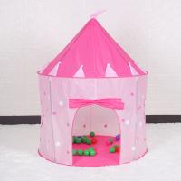 China Indoor Childrens Play Tent 170T Polyester And Mesh Material Customized Size wholesale