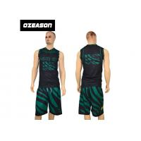 China Top Quality Sublimated New Design Dri Fit Mens Basketball Shorts wholesale