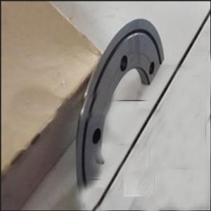China semi-automatic carton box making slitting creasing machine wholesale