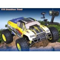 China 1/10 Electric Powered Brushless RC Truck wholesale