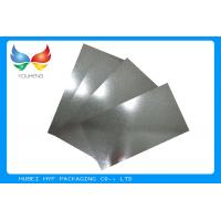 Vacuum Metallized Bottle Label Paper High Wet Strength Heat Transfer Paperboard for sale