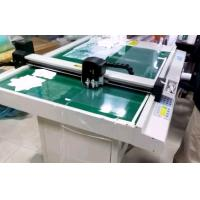 China Flatbed OCA die-less efficient cutting table perfect half cutting solution wholesale
