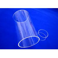 Buy cheap Chemical Resistant Glass Capillary Tube , Flat Bottom Test Tubes Anti Acid from wholesalers
