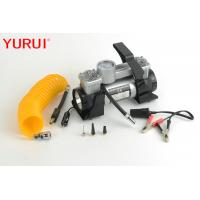 China DC12V Double Cyliner With Light Metal Vehicle Air Compressor Kit with Bag wholesale