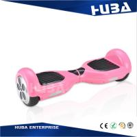 China Girls Pink Self Balanced Scooter / Two Wheel Self Balancing Scooter For Adults wholesale