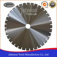 China Professional Concrete Block Diamond Wall Saw Blades With SGS / GB Certificate on sale