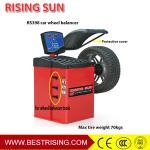 China Car workshop used vehicle wheel balancing machine wholesale