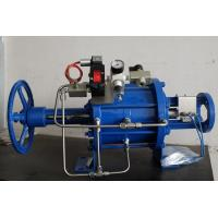 China High Speed Linear PneumaticActuator Single Acting / Double Acting for Gate Valves on sale