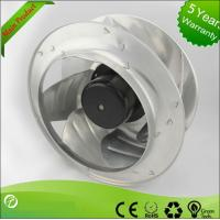 China Hvac Industry EC Centrifugal Fans With Sheet Aluminium  315mm wholesale