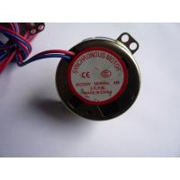 Quality AC220-240V 5RPM - 6RPM Output Speed CW / CCW Synchronous motor for sale