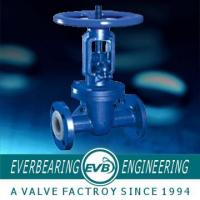 China GB, T12234 Fluorine Lined Gate Valve wholesale