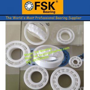 Buy cheap Precision ZrO2 Full Ceramic Bearings 6000-6010 6300-6310 6200-6210 from wholesalers