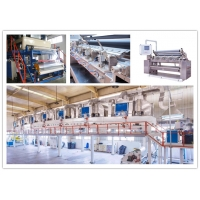 China 20m/Min 1000mm PVC Electrical Insulating Tape Coating Line wholesale