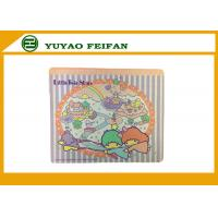 China Small Size Mouse Mat Custom Play Mats Anti Slip For Japanese Marketing on sale