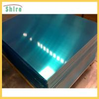 China Blue Transparent Color Aluminum Panel Protective Film For Surface Protection wholesale