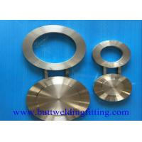 China Stainless Steel 316L Forgings GOST Flanges Spectacle Blind Flange For Petroleum on sale