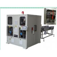 China 150 Cut / Min Automatic Tissue Log Saw Double Lane Steel Gray wholesale